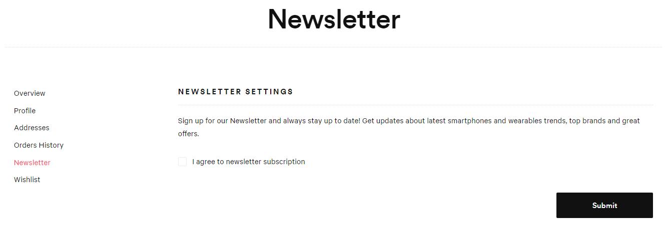 b2c-newsletter